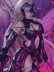 Jeanne d'Arc (Alter) - Fate/Grand Order by Sciamano240