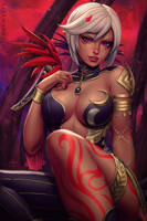 Cia - Hyrule Warriors (2v) by Sciamano240