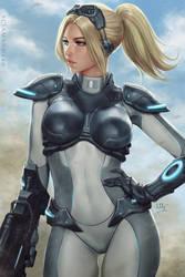 Nova - Starcraft (2v) by Sciamano240