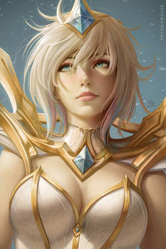 Elementalist Lux Light - LoL (gift)