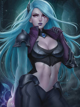 Katarina Death Sworn - League of Legends (2v)