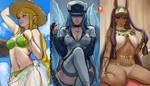 Patreon Preview - July