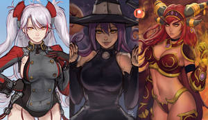 Patreon Preview - August