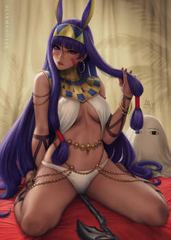 Nitocris - Fate Grand/Order (2v)