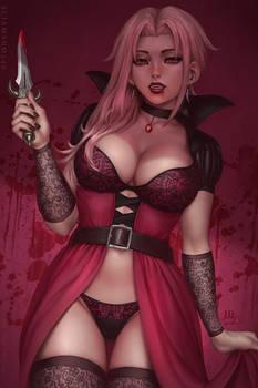 Chloe Halloween