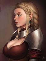 Fantasy Study by Sciamano240