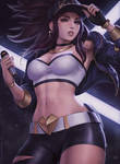 Akali KDA - League of Legends (2v)