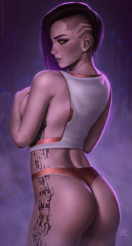 V - Cyberpunk 2077