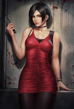 Ada Wong - RE2 (2v)