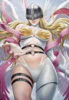 Angewomon - Digimon (2v)