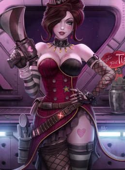 Moxxi - Borderlands 3 (2v)