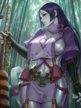 Raiko - Fate/Grand Order (2v)