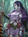 Raiko - Fate/Grand Order (2v) by Sciamano240