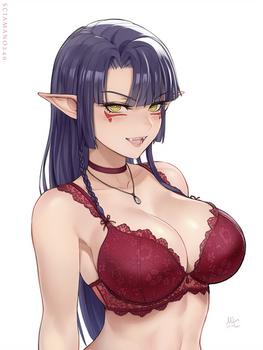 Valerie Anime - OC