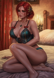 Triss Merigold - The Witcher 3 (2v)