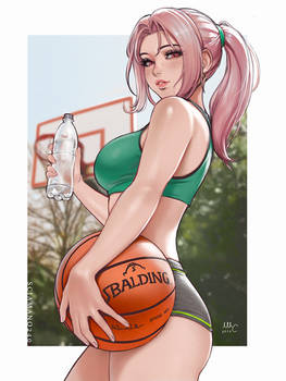Sporty Chloe - OC