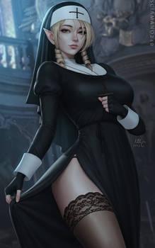 Myra Nun - OC