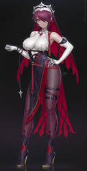Rosaria - Genshin Impact