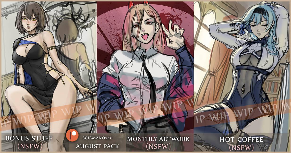 Next month 21-08 August