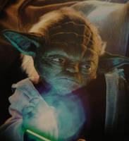 Yoda by u-m-g