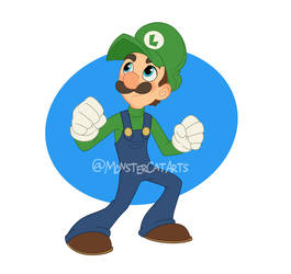 Fanart - Luigi