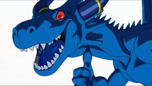 Blue Dragon Wallpaper