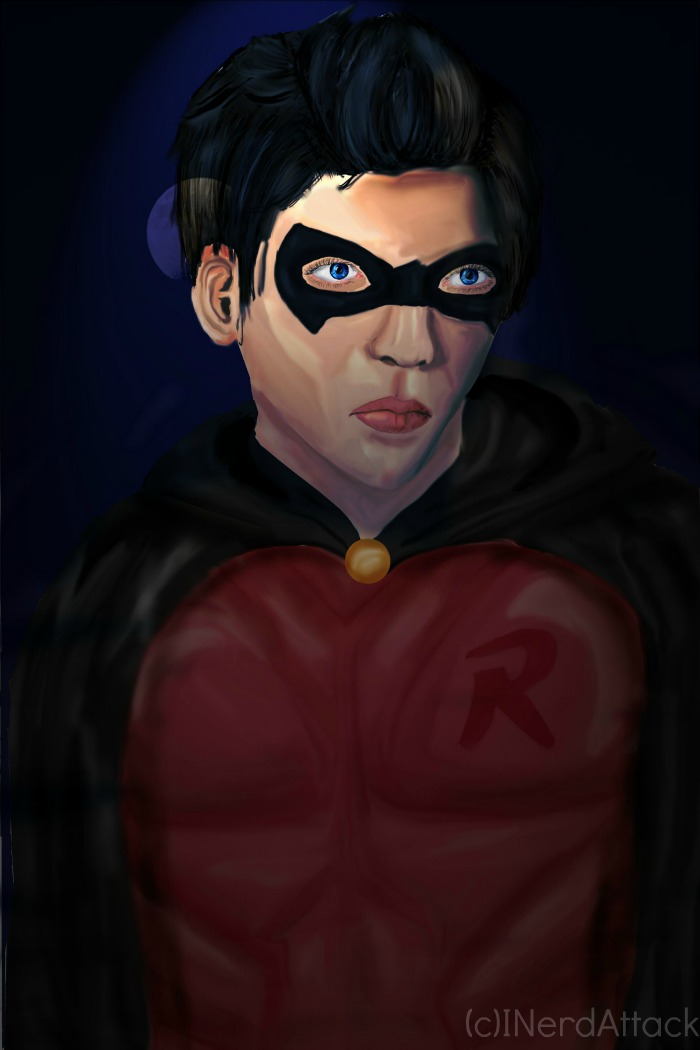 Robin Boy Wonder by INerdAttack