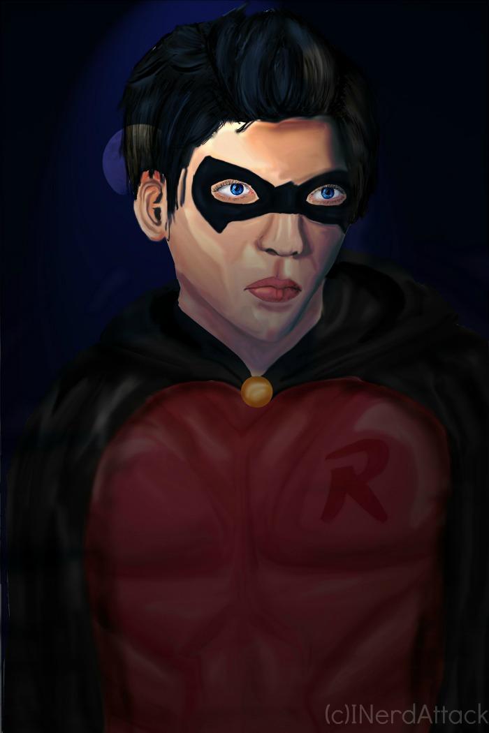 Robin Boy Wonder by INerdAttack
