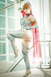 AX 2013: LadyLemon, Crane Yuzuriha Saint Seiya (2)