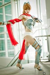 AX 2013: LadyLemon, Crane Yuzuriha Saint Seiya (3)