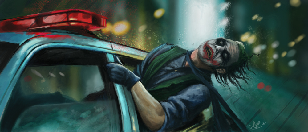 the JOKER by theGOPFATHER