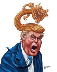 Raging Trump
