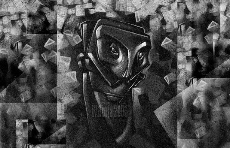 mirror by ochomanos
