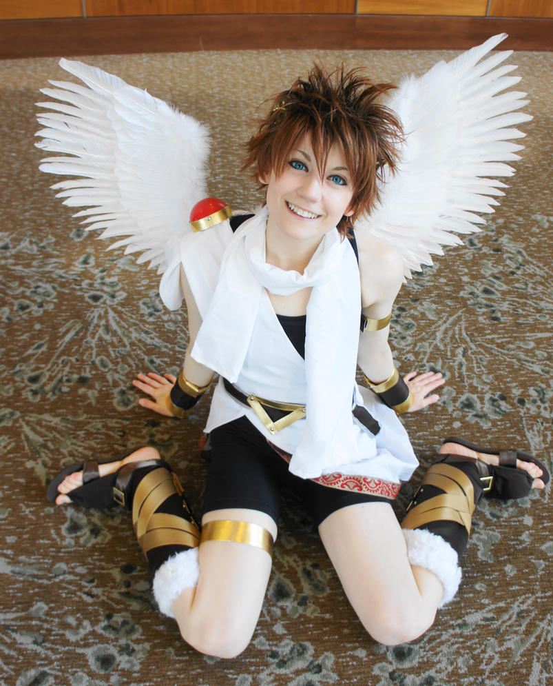 Pit Kid Icarus By Denni Cosplay On Deviantart