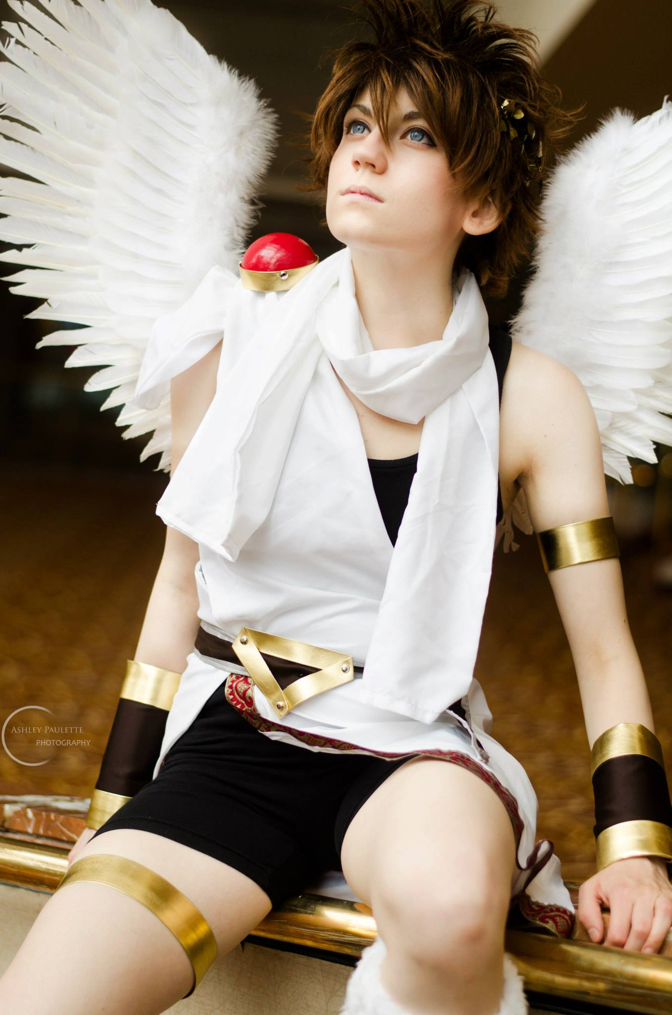 Cosplay On Kid Icarus Uprising Deviantart