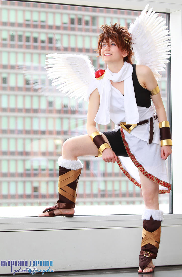 Pit Kid Icarus Outlook By Denni Cosplay On Deviantart Full Sonofangels