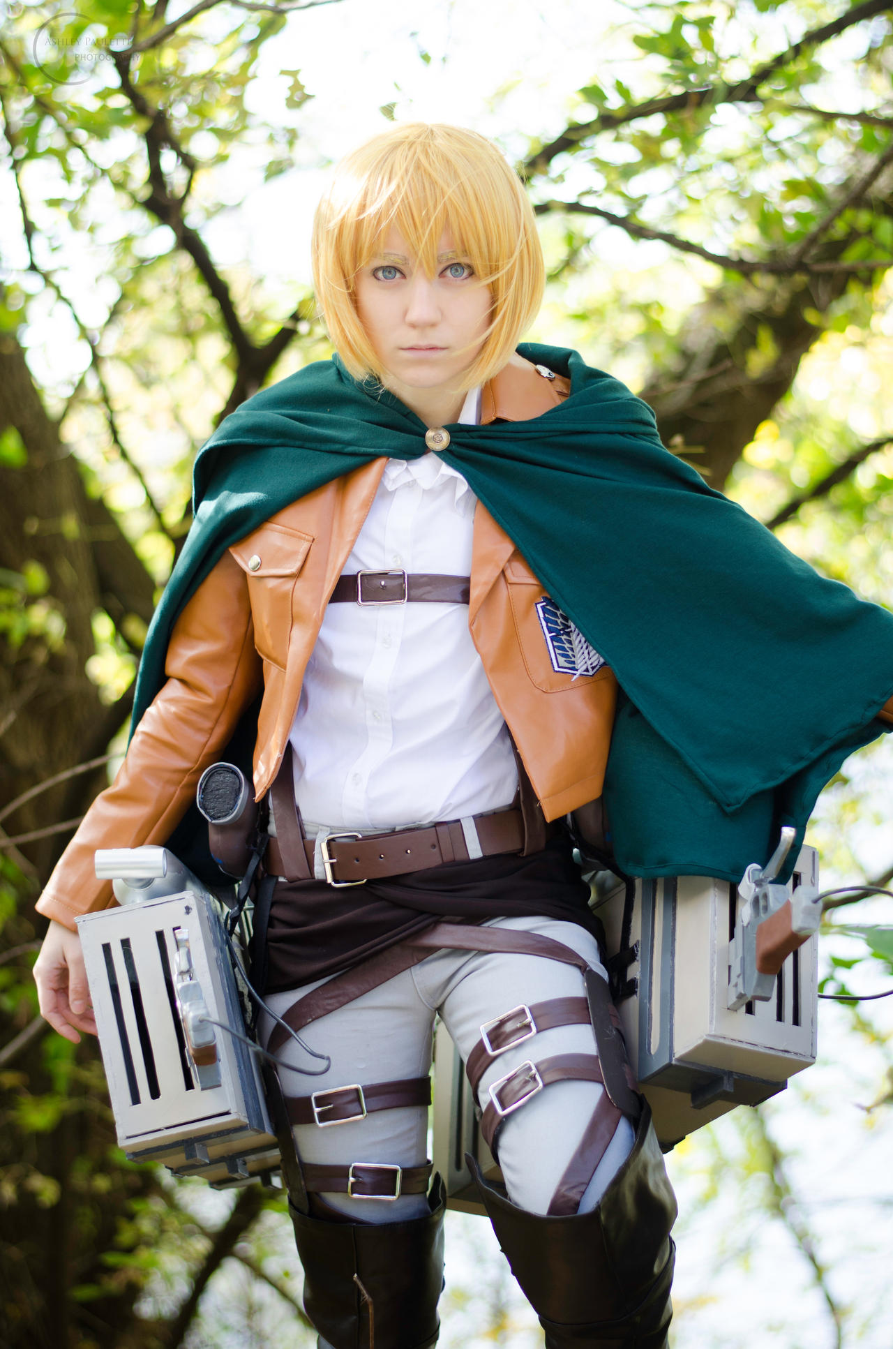 Armin Arlert - Shingeki No Kyojin by denni-cosplay