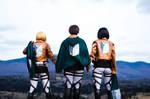 The Trio - Shingeki No Kyojin