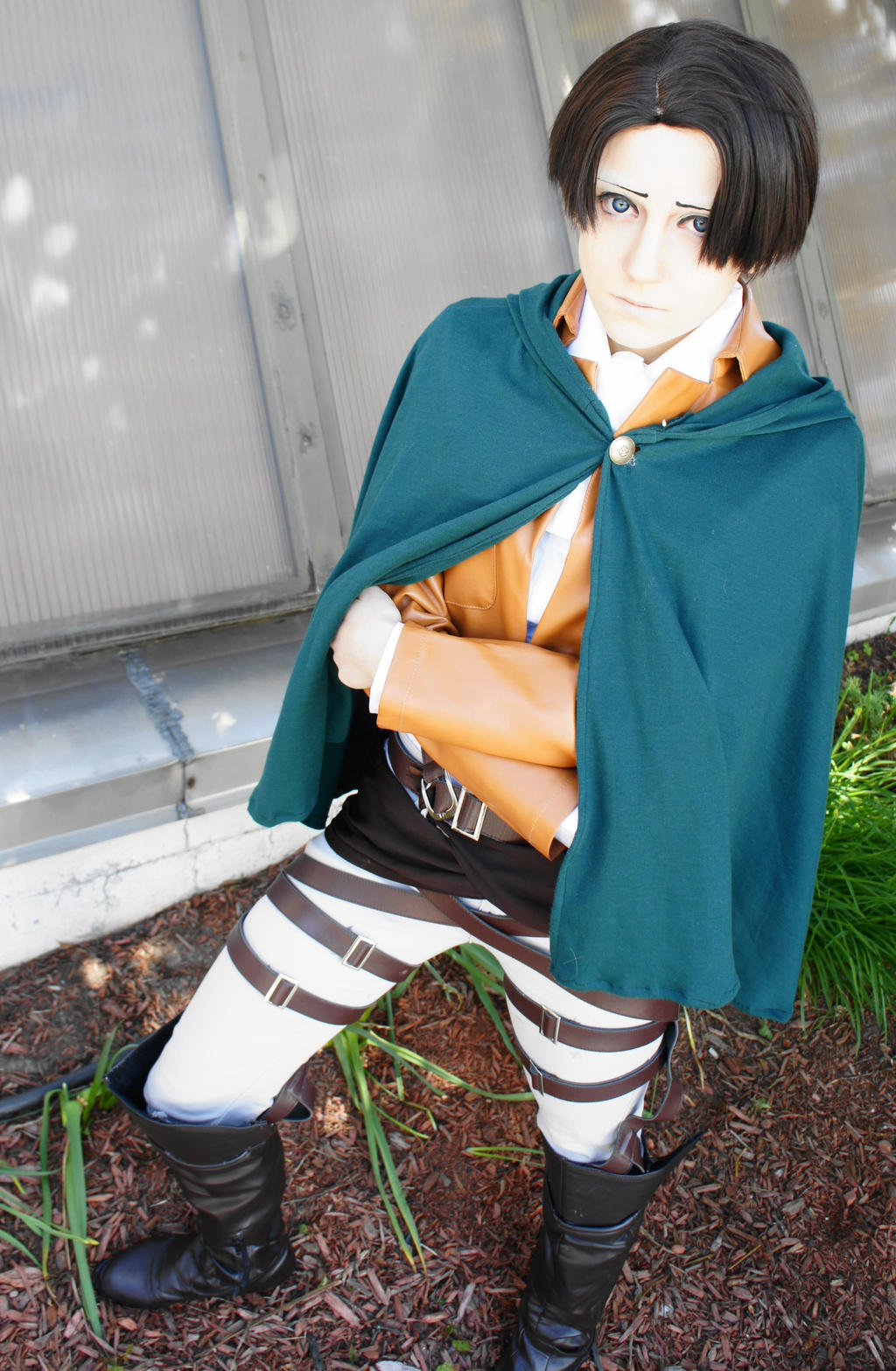 Gut bekannt Levi Ackerman - Attack on Titan by denni-cosplay on DeviantArt CT55