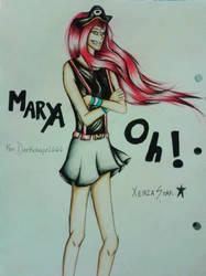 Contest prize: Marya Oh by XeniaStar