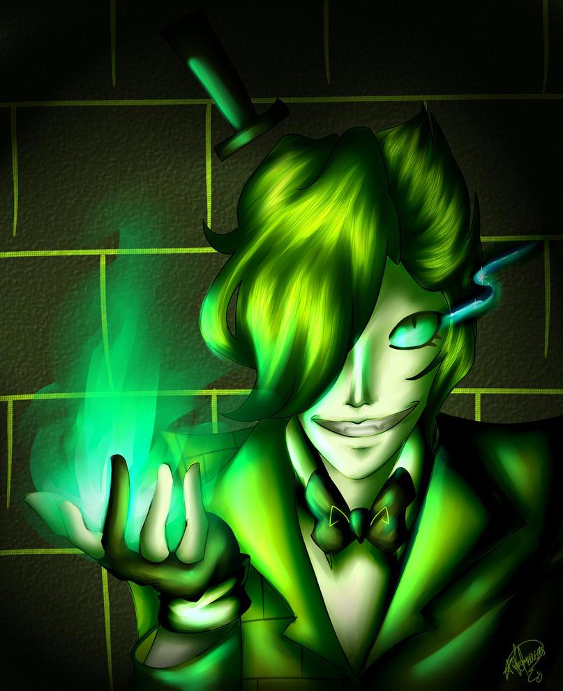 Lets get weird!~ .:Weird Cipher:. by XeniaStar