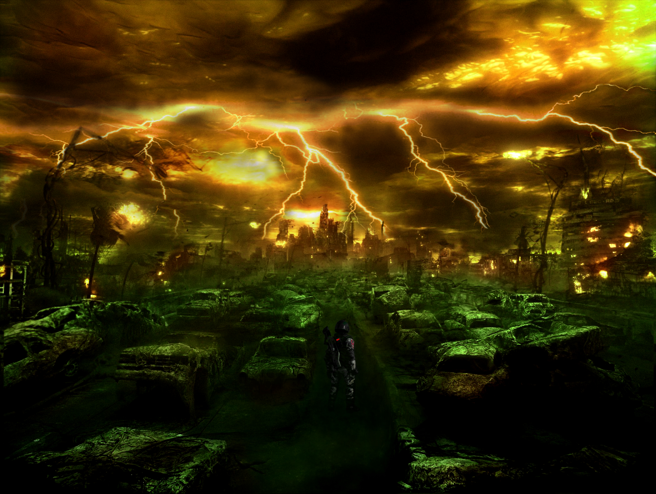 Ion Storm - Tiberium Universe by BioCloneX