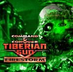Command And Conquer Tiberian Sun: Firestorm Cover