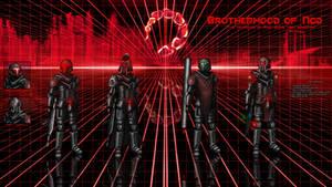 CNC - Nod - MK III Suit - Class Variation Concept