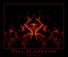 Hell Alienation by Niluge-KiWi