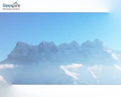 Freespire White Mountain 1bis by Niluge-KiWi