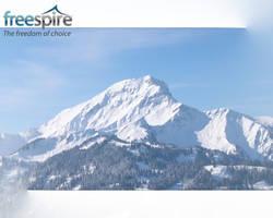 Freespire White Mountain 2 by Niluge-KiWi