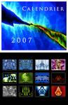 2007 Fractal Calendar