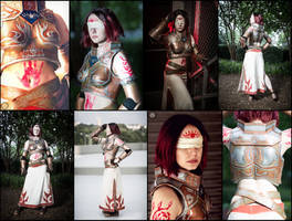 Fable: The Lost Chapters - Theresa Cosplay