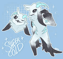 [Adopt] Sheer cold - Auction - Closed